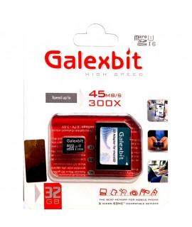 Galexbit Micro SD C10 U1 32GB