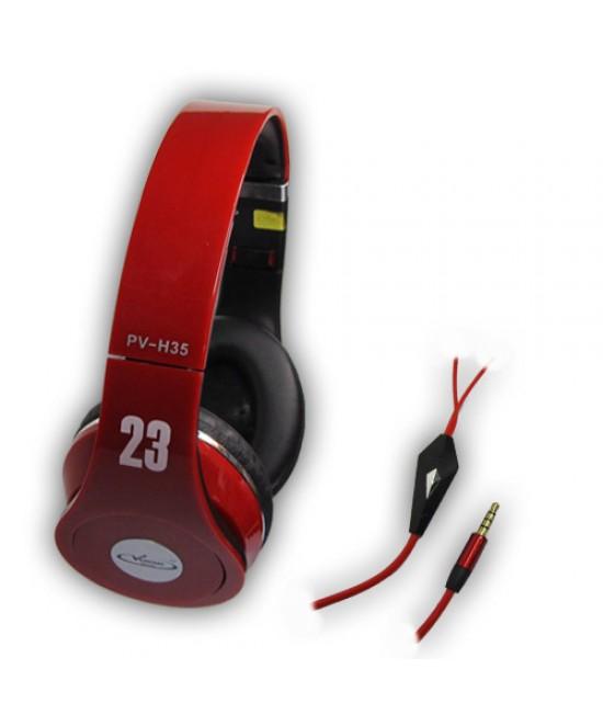 هدست میکروفن Headset PV-H35